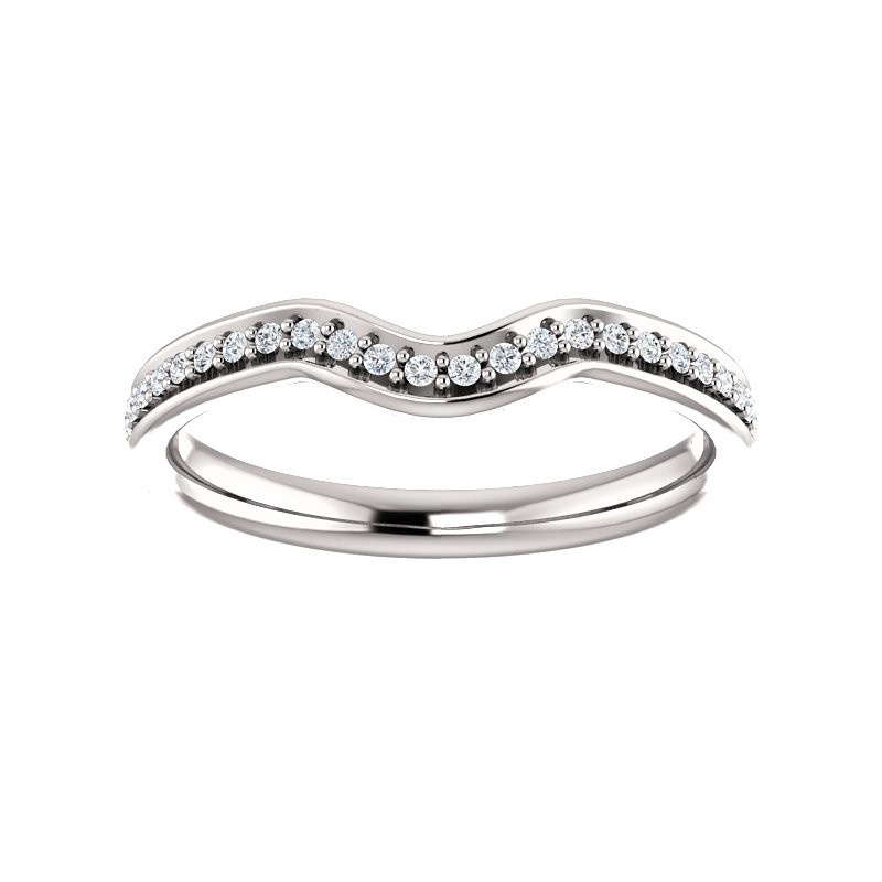 platinum wedding rings for women vintage platinum wedding band with diamonds pwr 122152st plat 6638