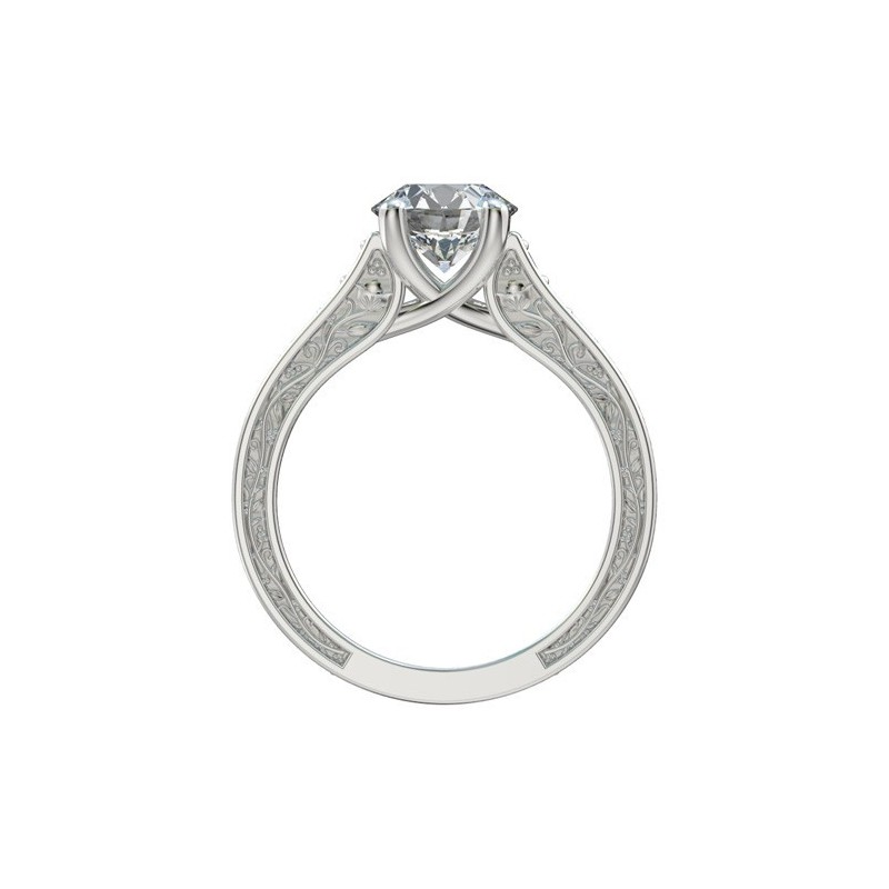 jewelrycentral engagement com gold ring categories princess asp trellis white rings diamond cut ct