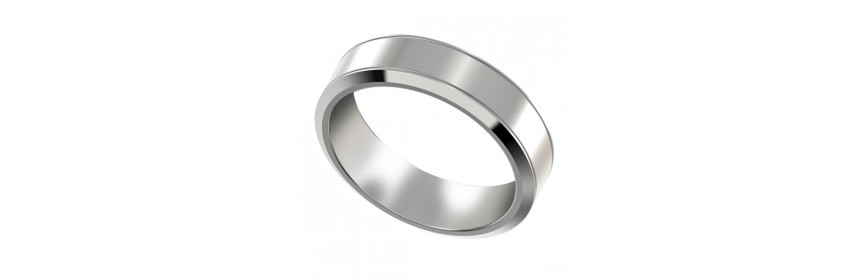 Men's Platinum Wedding Bands